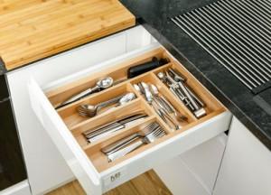 Хорошо организованная кухня