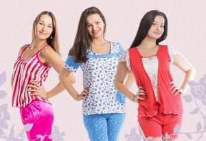 Основные плюсы и достоинства трикотажной одежды