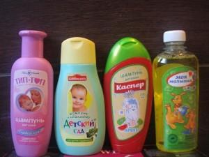Советы по выбору детского шампуня