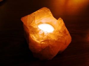 Важность использования соляной лампы