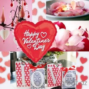 Выбор подарка на день Святого Валентина