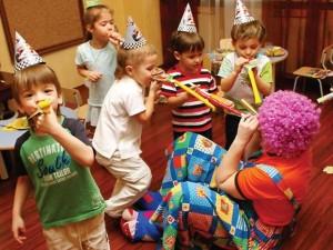 Организовываем праздник для малышей