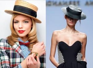 Рекомендации по выбору женских шляп