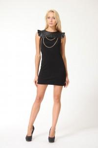 Как правильно подобрать короткое платье?
