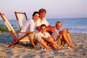 Как успешно провести отдых с семьей