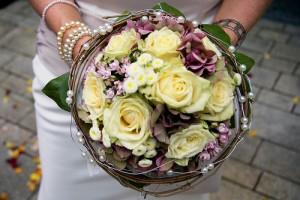 Букет на свадьбу: особенности