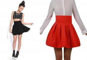 Правила выбора юбки по фигуре