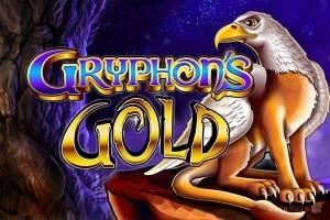 Оформление и геймплей автомата Gryphon's Gold с сайта Вулкана