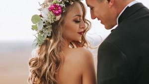 Свадьба в стиле фолк