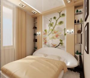 Обустройство интерьера маленькой спальни: большие возможности ограниченного пространства