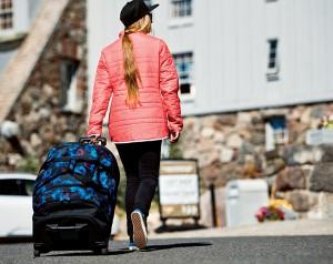 Дорожные сумки: что нравится и нужно женщинам?