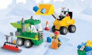 Конструкторы Lego - для развития креативности в игровой способ
