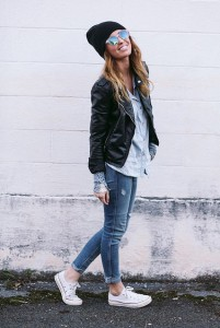 Современные кеды как универсальный и практичный элемент уличной моды