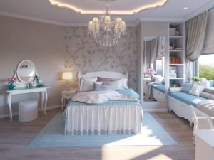 Дизайн спальни для девочки: актуальные стили, которые рационально использовать