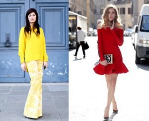 Что говорит о женщине цвет ее одежды?