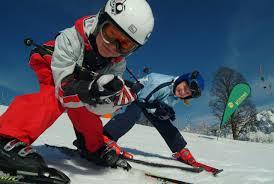 Отдых с детьми на горнолыжном курорте