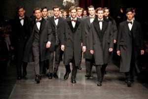 Модные тенденции в мужской моде осень-зима 2015