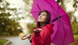 Выбираем женский зонт