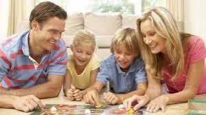 Как интересно провести время с ребенком?