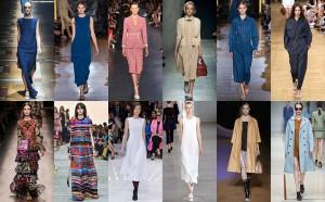 Модные тенденции сезона 2015