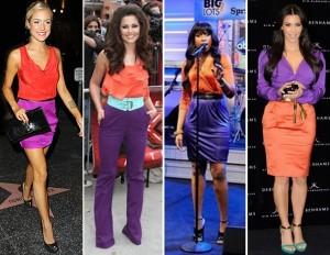 Как цвет одежды может поднять настроение