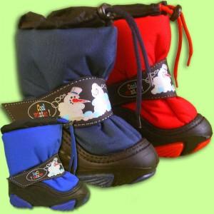 Выбираем зимнюю обувь ребенку