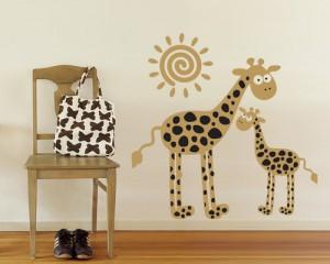 Обои и настенные наклейки для детской комнаты. Полиграфические услуги