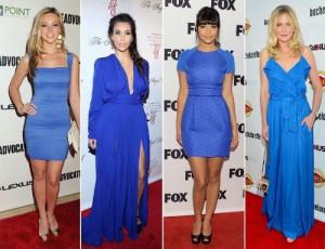 Нежные оттенки синего будут модными в 2017 году