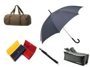 Аксессуары: особенности выбора зонтов и кошельков