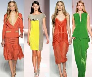 Ещё немного о веяниях моды весна-лето 2014
