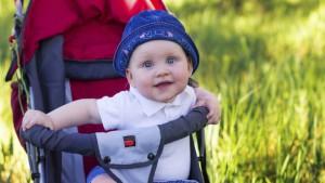 Прогулочная коляска: когда ребенок готов к этому?