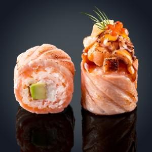 Заказать суши и роллы в Москве можно на удобных условиях