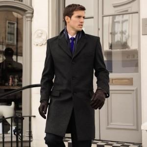 Мужская мода: выбор зимнего пальто