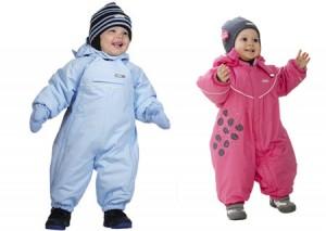 Как правильно одеть ребёнка?