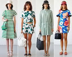 Модные тенденции лета 2015 года
