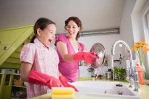 Как приучить ребёнка к порядку?