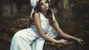 Свадебные платья в стиле ретро