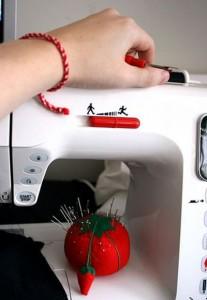 Как можно научиться шить?
