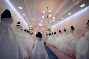 В погоне за свадебным платьем