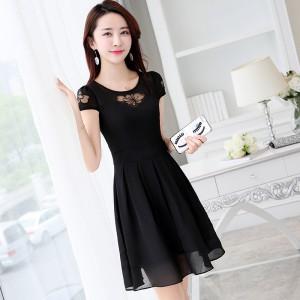 Маленькое черное платье для разных типов фигур