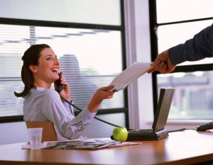 Работа в офисе или дома?