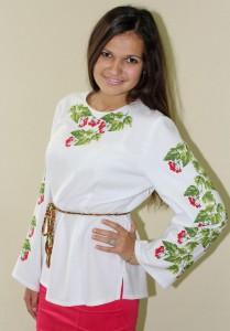 Украинская вышиванка - символ стильного человека
