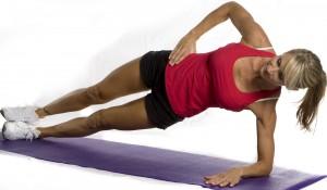 упражнения для бокового пресса