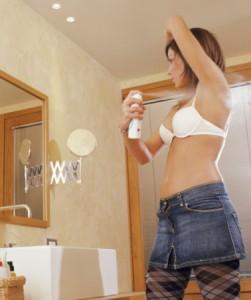 Чем отличается дезодорант от антиперспирана?