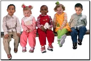 Детская одежда, доступная для всех