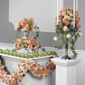 Маленькие секреты декора помещения цветами