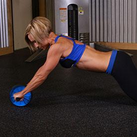 ролик для пресса упражнения
