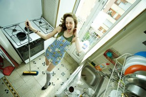 Карьера домохозяйки: возможно ли это?