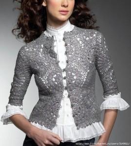 Модная вязаная одежда для комфорта и создания неповторимого образа