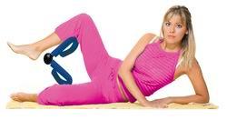 Экспандер для ног упражнения